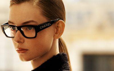Chanel -okulary z klasą