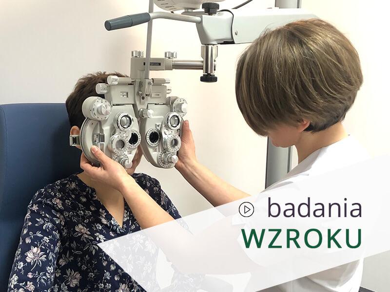 Badanie wzroku w miastach Lublin, Gdańsk i Rzeszów wykonasz w salonie Ocular Canada.