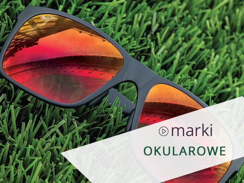 W naszych salonach w Gdańsku, Lublinie i Rzeszowie dostępne są okulary różnych marek.