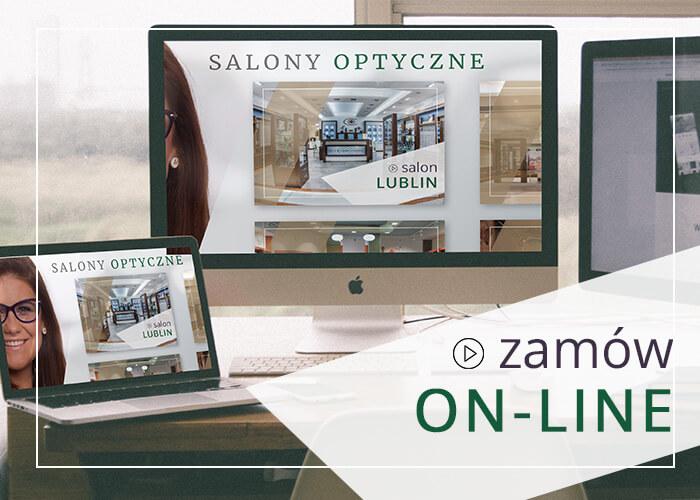 Soczewki oraz okulary można kupić w salonach w mieście Gdańsk, Lublin oraz Rzeszów, a także naszym sklepie online.